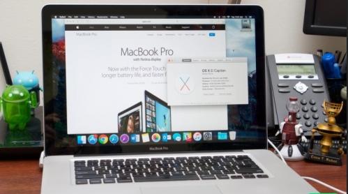 Nâng cấp hệ điều hành cho mac