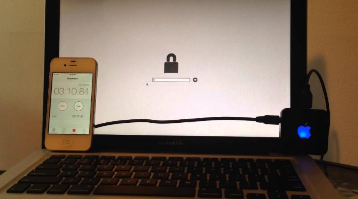 Các cách mở khóa firmware macbook pro