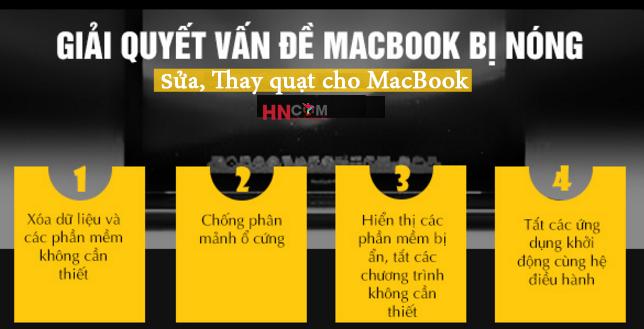 quạt macbook