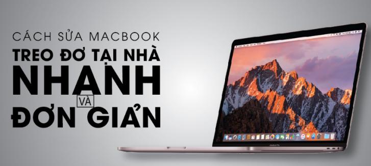 macbook bị đơ treo chuột