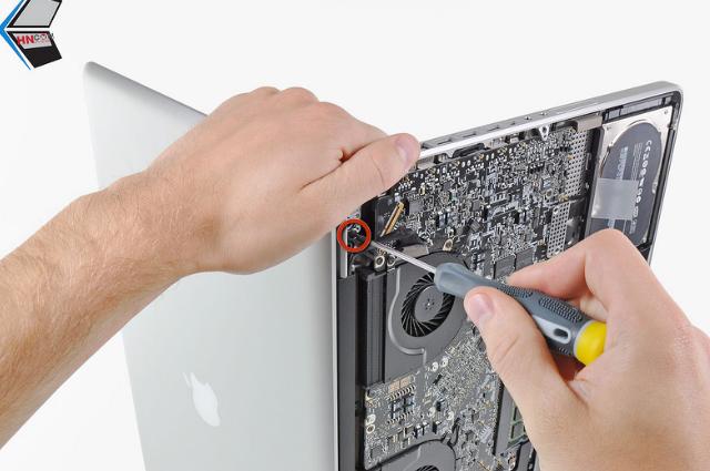 màn hình macbook Cảm ứng