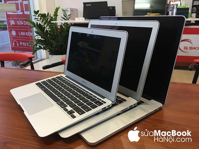 Lỗi macbook bị giật do người sử dụng