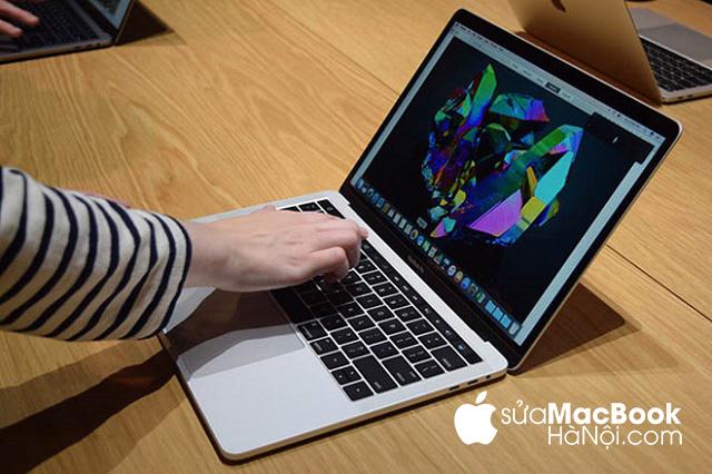 Macbook gặp sự cố