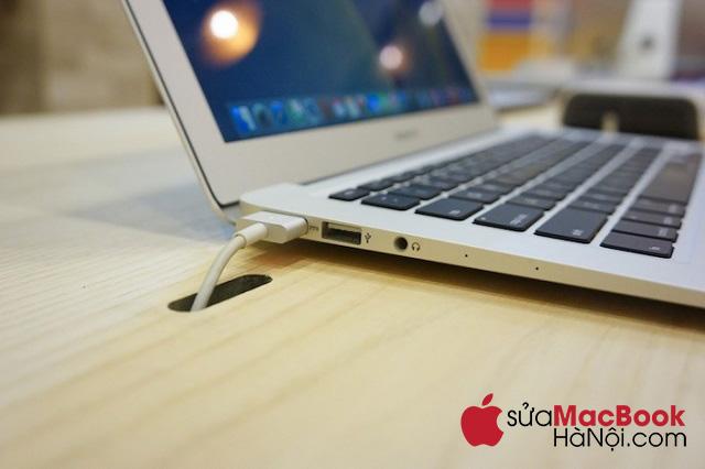 Nguyên nhân khiến macbook bị chai pin
