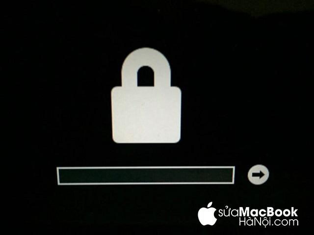 Sử dụng mật khẩu UEFI truy cập vào OS X Recovery để đặt lại password