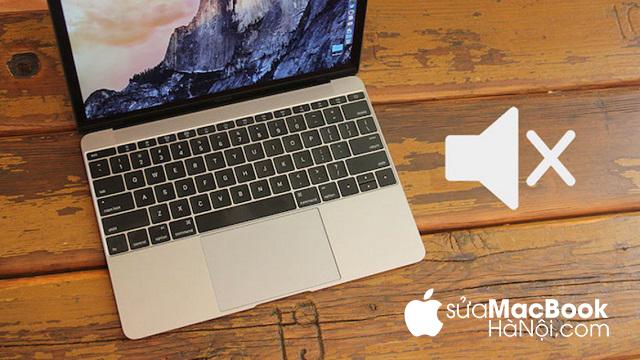 Tham khảo những biểu hiện khi macbook không lên tiếng.