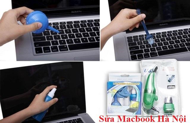 vệ sinh Macbook định Kỳ