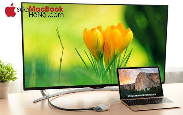 Xử lý như thế nào nếu macbook không lên tiếng khi kết nối với TV?