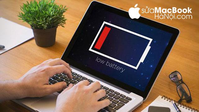 Có nên sạc pin macbook qua đêm
